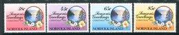 Norfolk Island 1991 Christmas Set MNH (SG 518-521) - Ile Norfolk