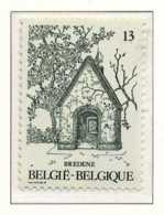 D - [152617]N° 2220, Tourisme, Chapelle ND Des Dunes à Bredene, SNC - Belgique