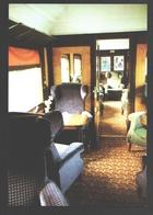 Orient Express - Toute La Magie De L'Orient-Express - Voiture Pullman - Salon - Trains