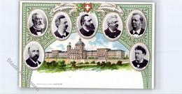 51134734 - Motive / Thematik Schweiz Bundesrat , Politik - Suiza