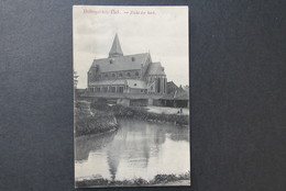 Cpa/pk Hellegat-lez-Niel Zicht Der Kerk - Niel