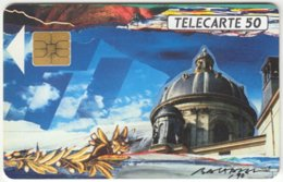 FRANCE B-931 Chip Telecom - French Academy - Used - France