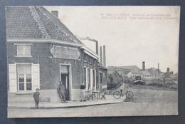 Cpa/pk Niel-bij-Boom Café Veerhuis En Cimentfabriek - Niel