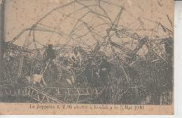SALONIQUE - Zeppelin Abattu à Koulak Le 5 Mai 1916  PRIX FIXE - Griechenland