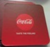 3 Coca Cola Mats - Bierdeckel