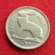 Ireland 3 Pence 1935   Irlanda Irlande Ierland Eire - Irlande