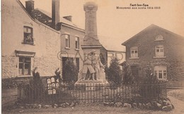 Carte Postale/Postkaart SART/Sart-Lez-Spa Monument Aux Morts 1914-1918  (A106) - Jalhay