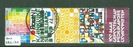 NEDERLAND * 2011 * Serie NVPH 2816 - 2820 *  POSTFRIS GESTEMPELD - Periode 1980-... (Beatrix)