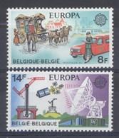 1979 Nr 1930-31** Europa,verbindingen , Postfris Zonder Scharnier. - Belgique