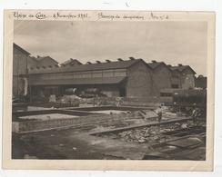 PHOTO - USINE CHIMIQUE DE SETE - BASSINS DE DECUIVRATION - AIRE N°2 - 8 NOVEMBRE 1916 - 34 - Places