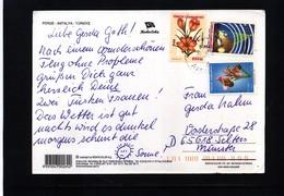 Turkey Inteesting Postcard - 1921-... République