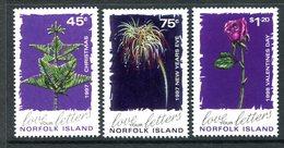 Norfolk Island 1997 Annual Festival Set MNH (SG 653-655) - Norfolk Island