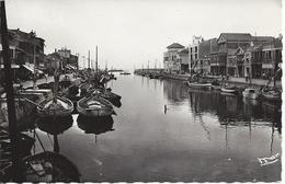 34 PALAVAS LES FLOTS  LE CANAL  2761 - Palavas Les Flots