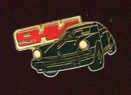 Pin's - Voiture Porsche 911 Noire - Porsche