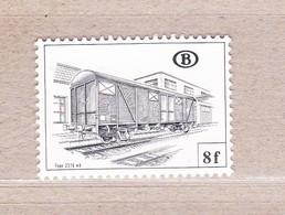 1985 TR440** Zonder Scharnier.Goederenwagons. - Chemins De Fer
