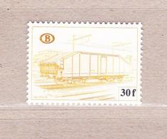 1989 TR444** Zonder Scharnier.Goederenwagons.OBP 2 Euro. - Chemins De Fer