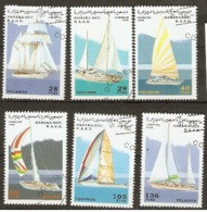 Sahara OCC  1996 Sailing Yachts  Fine Used - Timbres