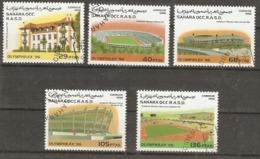 Sahara OCC  1996 Stadiums   Fine Used - Africa (Other)