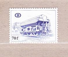 1993 TR448** Zonder Scharnier.Goederenwagons.OBP 6 Euro. - Chemins De Fer