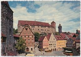 Nürnberg Burg - Gestempelt 1961 INTERNATIONALE SPIELWAREN MESSE NÜRNBERG - Nuernberg