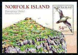 Norfolk Island 1999 Solander's Petrel MS MNH (SG MS702) - Norfolk Island