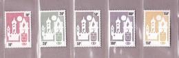 1985 TR461-65** Zonder Scharnier.Spoortoerisme.OBP 27,5 Euro. - Chemins De Fer