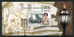 Norfolk Island 1999 Queen Elizabeth The Queen Mother's Century MS MNH (SG MS716) - Norfolk Island
