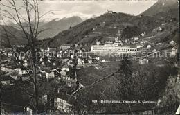 61140847 Bellinzona Ospedale S. Giovanni / Bellinzona /Bz. Bellinzona - Zonder Classificatie