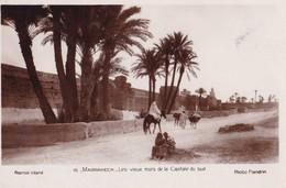 MARRAKECH - Les Vieux Murs De La Capitale Du Sud - Marrakech