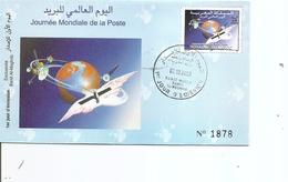 Maroc - Journée De La Poste  ( FDC De 2003 à Voir) - Morocco (1956-...)