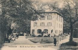 CPA - France - (74) Haute Savoie - Tougues - Bords Du Lac Léman - Hôtel Nazare - Andere Gemeenten