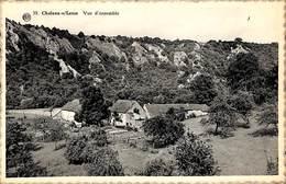 Chaleux S/Lesse - Vue D'ensemble (peu Vue, Edition Gilis-Monin) - Houyet