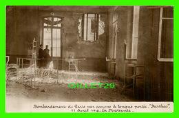PARIS (75) - BOMBARDEMENT DE PARIS PAR CANONS À LONGUE PORTÉE BERTHAS LE 11 AVRIL 1918, LA MATERNITÉ - - France