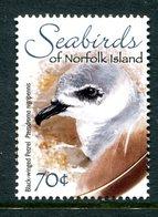 Norfolk Island 2005 Seabirds - 70c Black-winged Petrel MNH (SG 921) - Norfolk Island