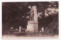 76   EPOUVILLE   Le Monument - France