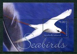 Norfolk Island 2005 Seabirds - $4 Red-tailed Tropic Bird MS MNH (SG 927b) - Norfolk Island