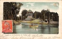 Chili - Laguna En La Exposicion De Trujillo (animation 1903) - Chili