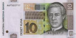 Croatie 10 Kuna (P38) 2012 -UNC- - Croatie