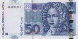 Croatie 50 Kuna (P40) 2002 -UNC- - Croatie