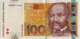 Croatie 100 Kuna (P41) 2002 -UNC- - Croatie