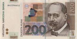 Croatie 200 Kuna (P42) 2002 -UNC- - Croatie