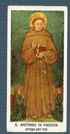 °°° Santino - S. Antonio Di Padova Prega Per Noi °°° - Religion &  Esoterik