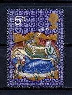 Grande Bretagne - Great Britain - Großbritannien 1970 Y&T N°603 - Michel N°559 Nsg - 5p Noël - 1952-.... (Elizabeth II)