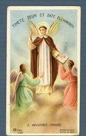 °°° Santino - S. Vincetius Ferreri °°° - Religion & Esotérisme