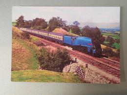 "Carte Postale : ""Sir Nigel Gresley' A4 Class Pacific"" - Trains"
