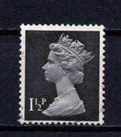 Grande Bretagne - Great Britain - Großbritannien 1970-80 Y&T N°607 - Michel N°563 Nsg - 1,5p Reine Elisabeth II - 1952-.... (Elizabeth II)