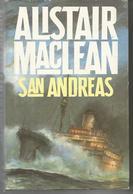 Alistair MACLEAN San Andreas - En Anglais - Novelas