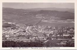 ALTE  Foto- AK  VIANO Do CASTELLO / Portugal  - Teilansicht - Ca. 1950 - Viana Do Castelo