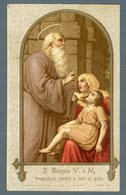°°° Santino - S. Biagio V. E M. °°° - Religion &  Esoterik