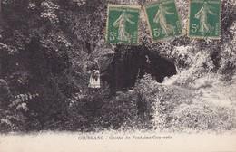 COUBLANC - Grotte De Fontaine Couverte - France